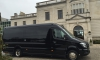 Mercedes-Benz Sprinter Black Chauffeur